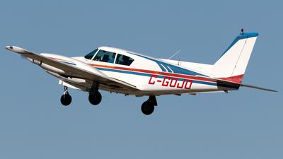 C-GOJD - Piper PA-30-160 Twin Comanche - Private