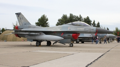 132 - General Dynamics F-16CJ Fighting Falcon - Greece - Air Force