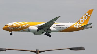 9V-OFA - Boeing 787-8 Dreamliner - Scoot