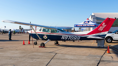A picture of N97099 - Cessna 182Q Skylane - Civil Air Patrol - © Christopher Ong