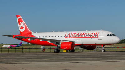 OE-LOD - Airbus A320-214 - LaudaMotion