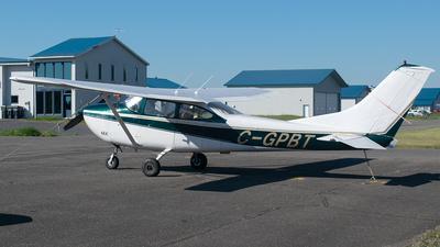 C-GPBT - Cessna 182L Skylane - Private