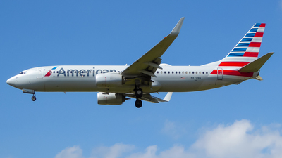 A picture of N874NN - Boeing 737823 - American Airlines - © Michael Sanabria Rosales