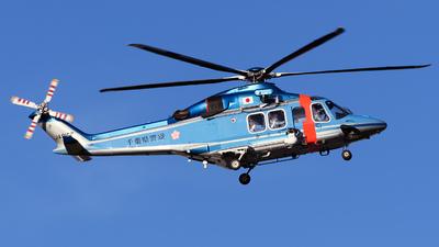 JA91CP - Agusta-Westland AW-139 - Japan - Police