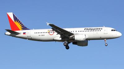 RP-C8619 - Airbus A320-214 - Philippine Airlines