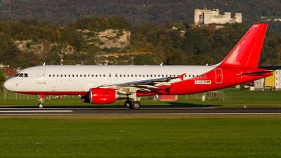 D-AEUD - Airbus A320-214 - Eurowings