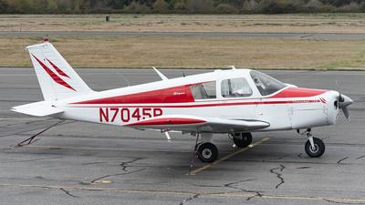 N7045R - Piper PA-28-140 Cherokee - Private