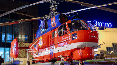 RA-31111 - Kamov Ka-32A-11BC - Russia - Ministry for Emergency Situations (MChS)