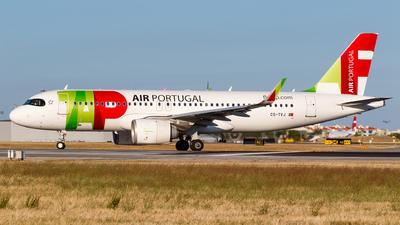CS-TVJ - Airbus A320-251N - TAP Air Portugal