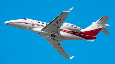 A picture of FHEGA - Embraer Phenom 300 - [50500411] - © Marcello Galzignato - Tuscan Aviation