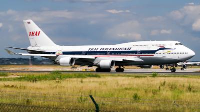HS-TGP - Boeing 747-4D7 - Thai Airways International