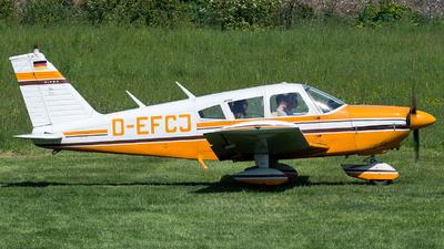 D-EFCJ - Piper PA-28-180 Cherokee F - Private
