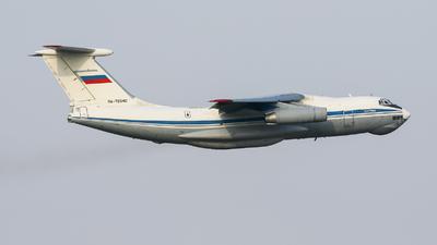 A picture of RA78840 - Ilyushin Il76MD -  - © TasKforce404-HK416