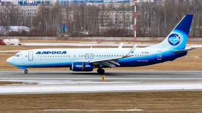 A picture of EIECM - Boeing 73786N - Alrosa - © Alexander Lebedev