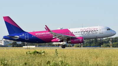 HA-LYS - Airbus A320-232 - Wizz Air