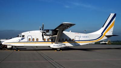 G-SSWO - Short 360-100 - Streamline Aviation