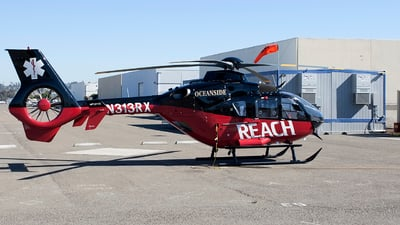 N313RX - Eurocopter EC 135P2+ - Reach Air Medical Services