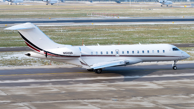 N150QS - Bombardier BD-700-1A10 Global 6000 - NetJets Aviation
