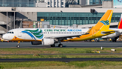 RP-C4101 - Airbus A320-214 - Cebu Pacific Air