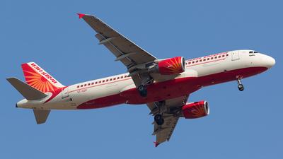 VT-EDF - Airbus A320-214 - Air India