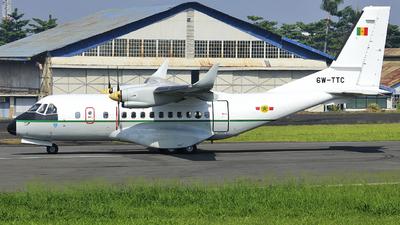 6W-TTC - IPTN CN-235-220 - Senegal - Air Force
