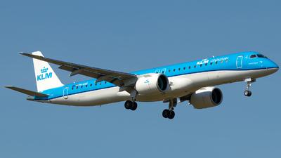 A picture of PHNXB - Embraer E195E2 - KLM - © Andre Sönnichsen
