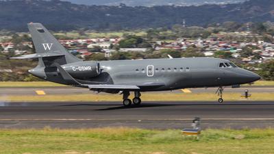 C-GSMR - Dassault Falcon 2000 - Private
