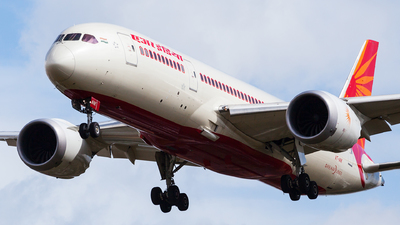 VT-ANK - Boeing 787-8 Dreamliner - Air India