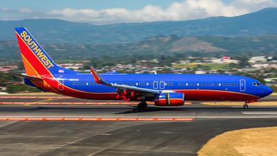 N8616C - Boeing 737-8H4 - Southwest Airlines