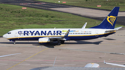 EI-DCH - Boeing 737-8AS - Ryanair