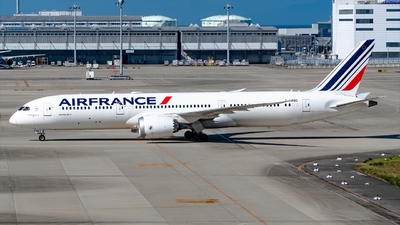F-HRBD - Boeing 787-9 Dreamliner - Air France