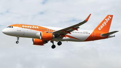 A picture of GUZLF - Airbus A320251N - easyJet - © Thomas Masterman