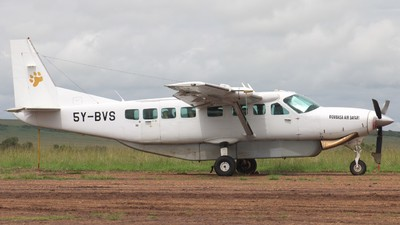 5Y-BVS - Cessna 208B Grand Caravan - Mombasa Air Safari
