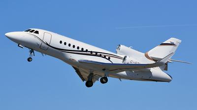 A picture of CGTLA - Dassault Falcon 900EX - [260] - © Scott Pindera