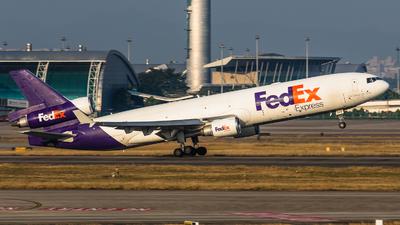N625FE - McDonnell Douglas MD-11(F) - FedEx