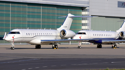 D-AGOV - Bombardier BD-700-1A10 Global Express XRS - Windrose Air Jetcharter