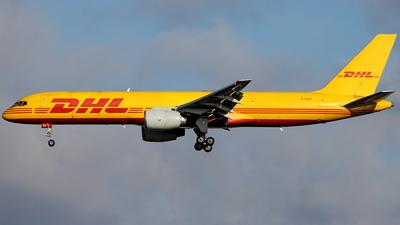 A picture of GBIKK - Boeing 757236(SF) - [22182] - © TOMBARELLI FEDERICO