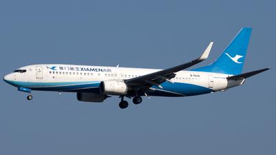 A picture of B5630 - Boeing 73785C - Xiamen Air - © miCHAel TAN