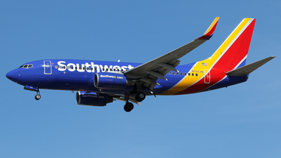 N737JW - Boeing 737-7H4 - Southwest Airlines