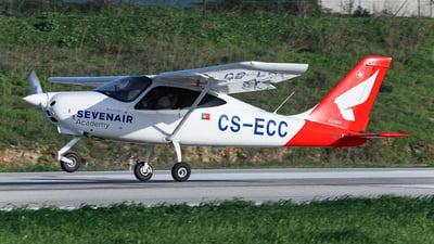 A picture of CSECC - Tecnam P2008JC - Sevenair - © Goncalo Guimaraes