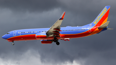 N8325D - Boeing 737-8H4 - Southwest Airlines