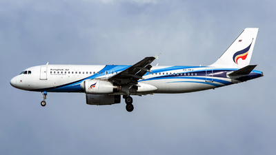 HS-PPJ - Airbus A320-232 - Bangkok Airways