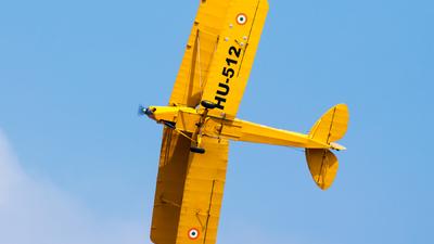 HU-512 - De Havilland DH-82 Tiger Moth - India - Air Force