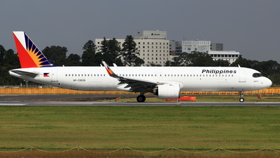 RP-C9938 - Airbus A321-271N - Philippine Airlines
