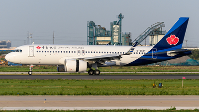 B-30AT - Airbus A320-271N - Qingdao Airlines