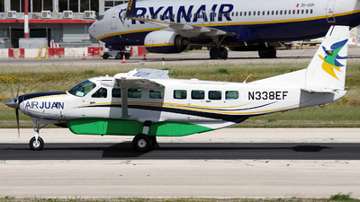 N338EF - Cessna 208B Grand Caravan - Air Juan