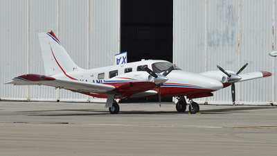 XA-AMH - Piper PA-34-220T Seneca V - Private