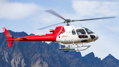ZK-ILO - Eurocopter AS 350B3 Ecureuil - Helicopters Queenstown