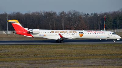 EC-MXA - Bombardier CRJ-1000 - Iberia Regional (Air Nostrum)