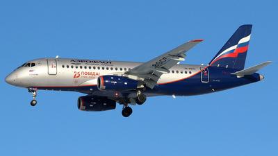 A picture of RA89051 - Sukhoi Superjet 10095B - Aeroflot - © BizavMen